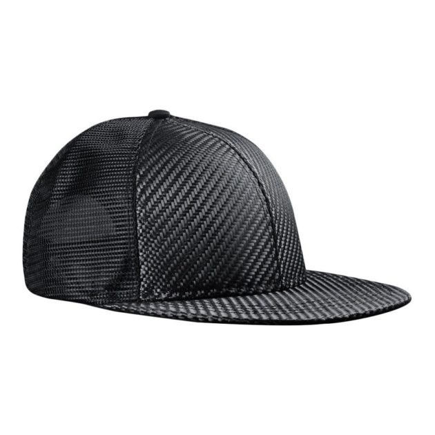 Real Carbon Fiber Hat (Mesh Back)