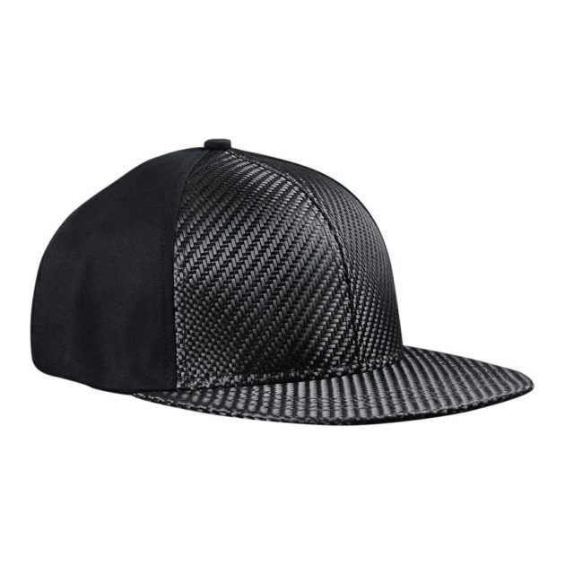 Real Carbon Fiber Hat (Cotton Back)