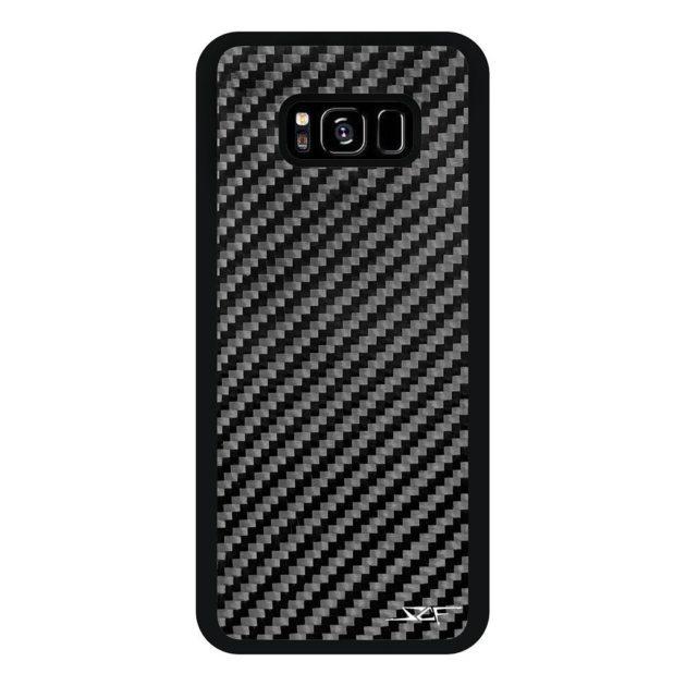 Samsung S8 Plus Carbon Fiber Phone Case