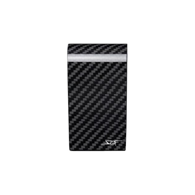 """BIG BALLER"" CARBON FIBER MONEY CLIP"