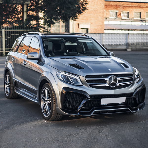 MERCEDES BENZ GLE BODY KIT