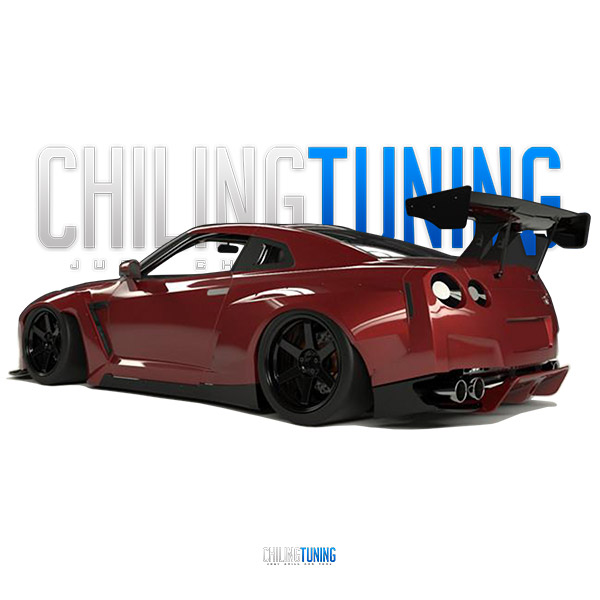Full Body Kit Nissan GT-R (R35)