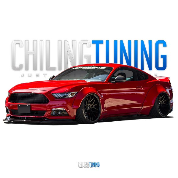 LB-WORKS FORD MUSTANG 2015y〜