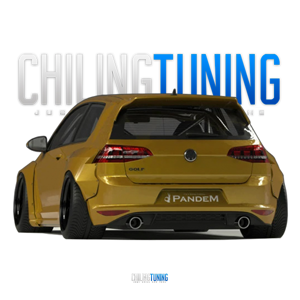 Full Body Kit Volkswagen Golf MK7