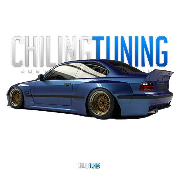 FULL BODY KIT BMW E36 M3