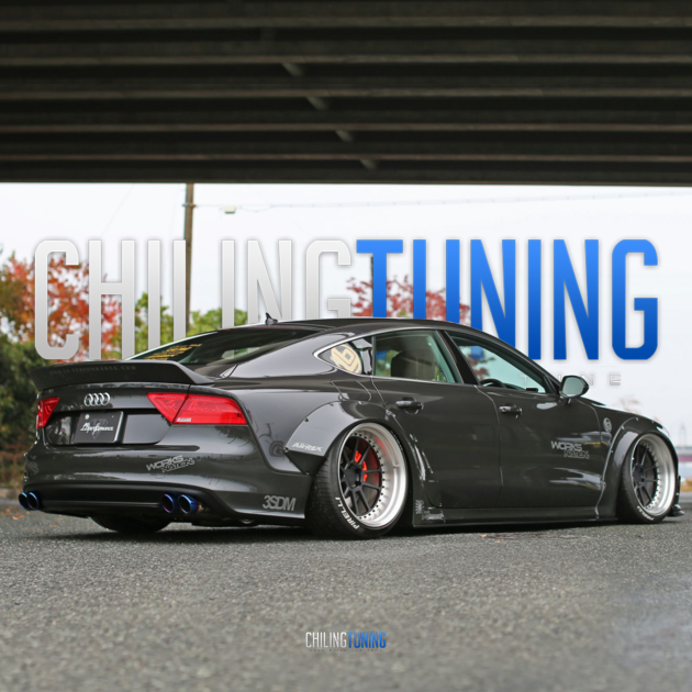 FULL BODY KIT AUDI A7 / S7