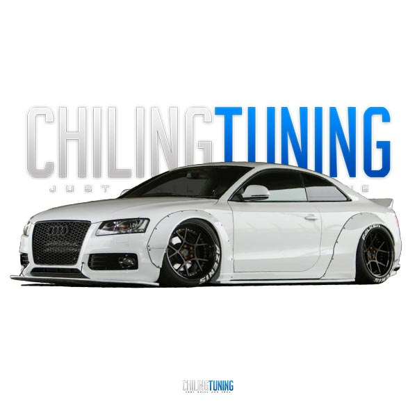 LB-WORKS A5/S5 complete body kit