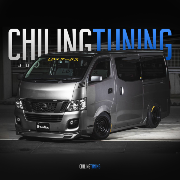 FULL BODY KIT CLS NISSAN NV350 / TOYOTA HIACE