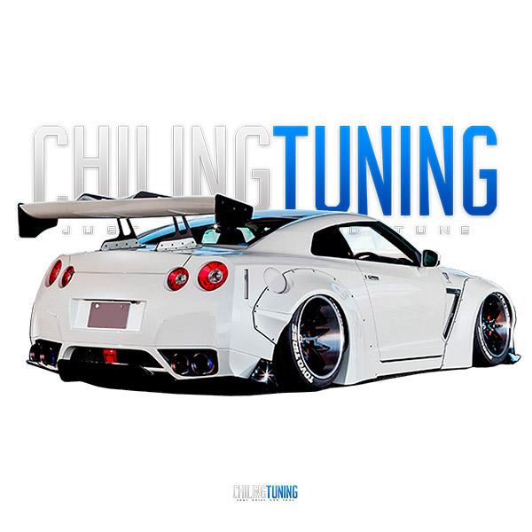FULL BODY KIT NISSAN GT-R R35
