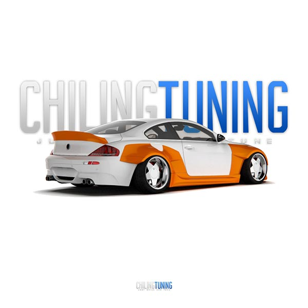 Wide Body Kit BMW 6 Series E63 / E64