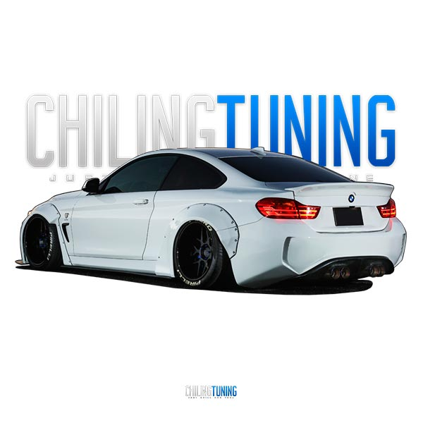 FULL BODY KIT BMW 4 SERIES