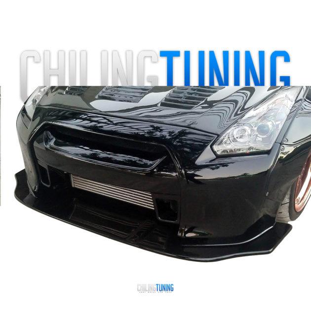 Wide Body Kit Nissan GTR