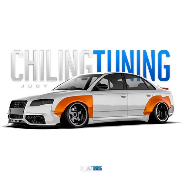 Audi-A4B7-wide-body-kit