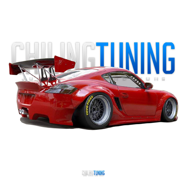 FULL BODY KIT PORSCHE CAYMAN 987.1 ver.2