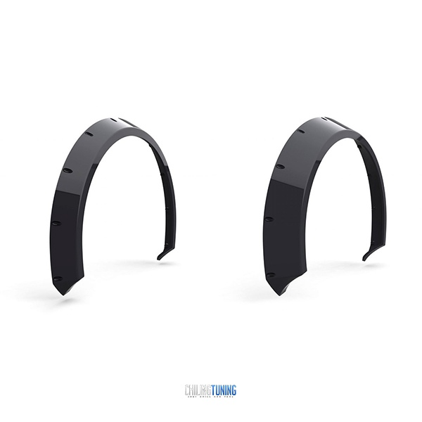 """FENDER FLARES Eurolook 10cm (3.9"""")"""
