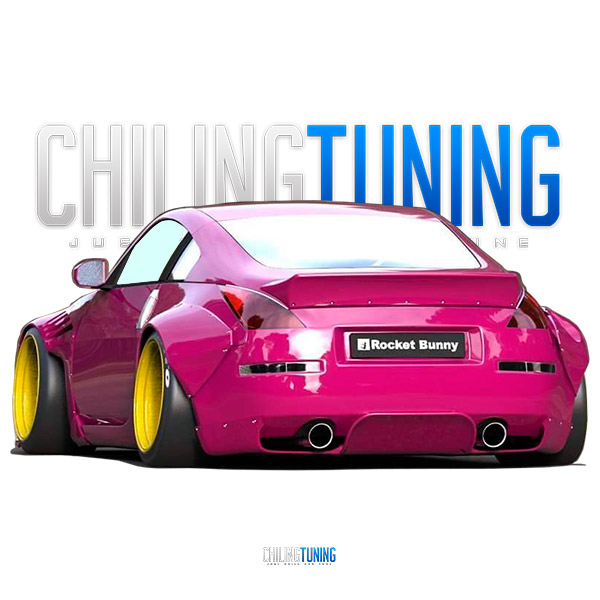 WIDE BODY KIT NISSAN 350Z