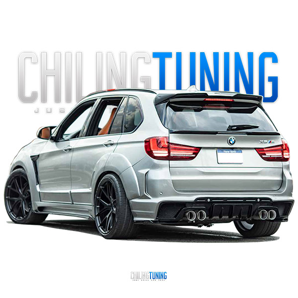 BMW X5 F15 / F85 Full Wide Body kit