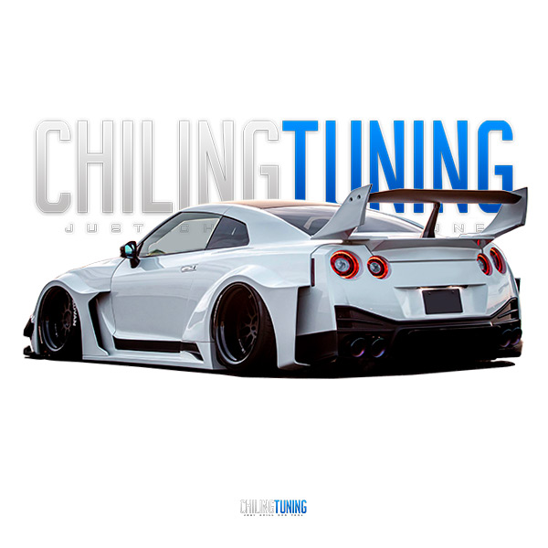 Nissan Gtr R35 Silhouette Wide Body Kit