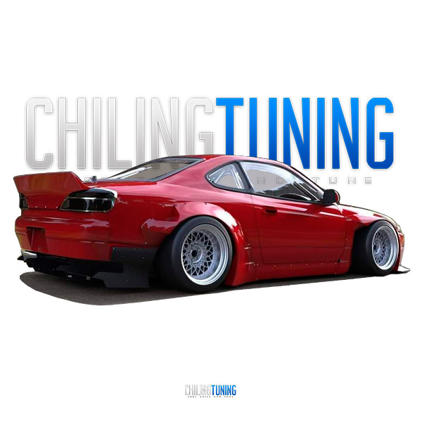Nissan S15 Wide Body Kit