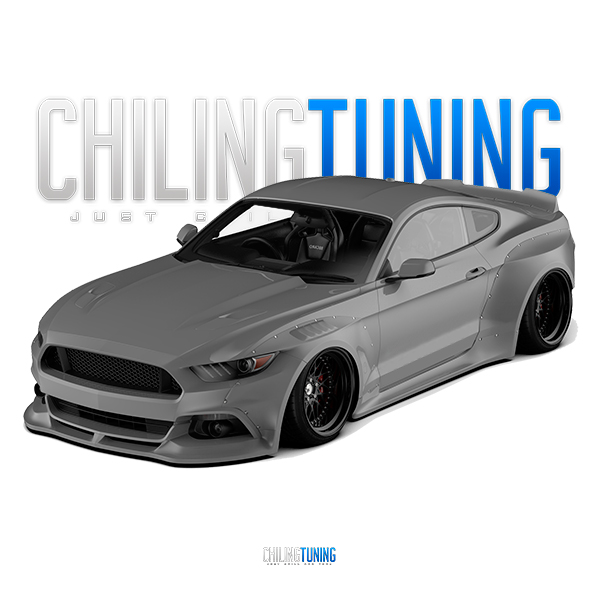 Ford Mustang s550 2015 2017