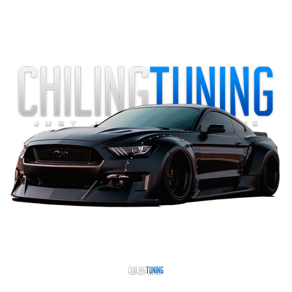 Ford Mustang s550 bodykit
