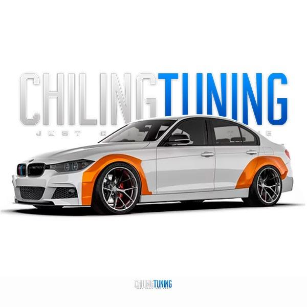 WIDE BODY KIT BMW 3 F30 F31